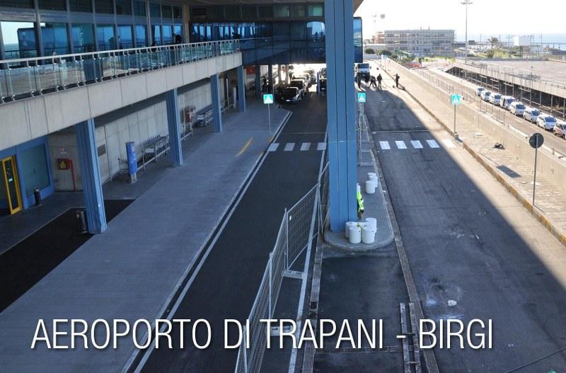 compagnie aeree che volano a Trapani