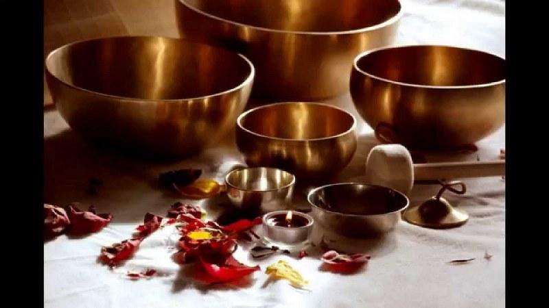 campane tibetane strumento per il relax